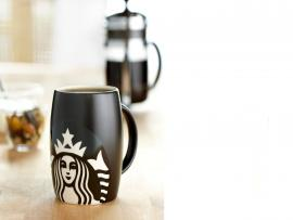 Starbucks Template Backgrounds