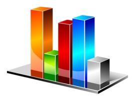 Stats Graph Statistics Clip Art Backgrounds