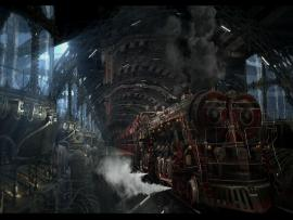 Steampunk Computers Desktop Download Backgrounds