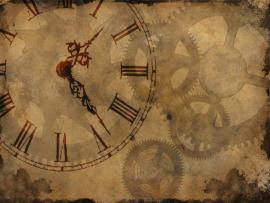 Steampunk Presentation Backgrounds