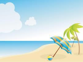 Summer Holiday Clipart Backgrounds