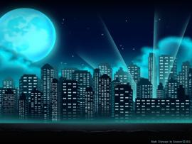 Superhero City Backdrops Superhero Cityscape Backdrop Download Backgrounds