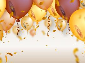 Suprise Balloons Backgrounds