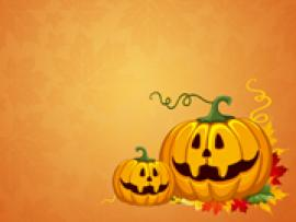 Sweet Halloween Clipart Backgrounds