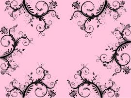 Swirling Plant Graphics Backgrounds