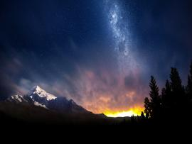Swiss Night Skys  HDs Clipart Backgrounds