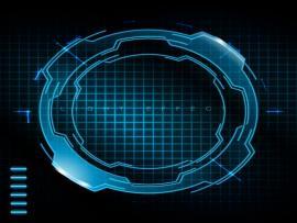 Technologic Logo Frame Backgrounds