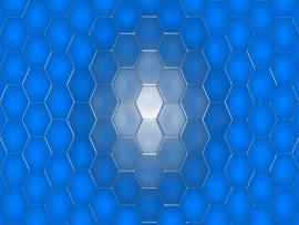 Technology Hexagon Backgrounds