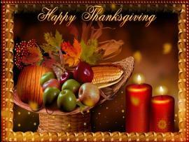 Thanksgiving Clip Art Backgrounds