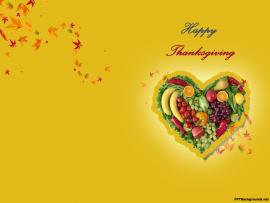 Thanksgiving Day For PowerPoint Events Backgrounds