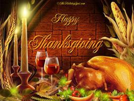 Thanksgiving Presentation Backgrounds
