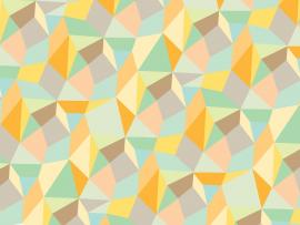 Trendy Abstract Geometric Pattern Presentation Backgrounds