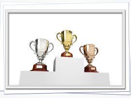 Trophy Podium Backgrounds