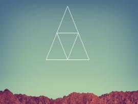 Tumblr Triangle Clipart Clipart Backgrounds