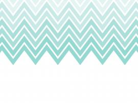 Turquoise Chevron  Graphic Backgrounds