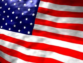 Usa United States Of America Flag Template Backgrounds