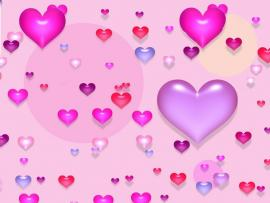 Valentine Love Heart Hd Frame Backgrounds