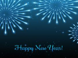 Vector New Year Design Backgrounds