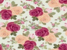 Vintage Flower Clip Art Backgrounds