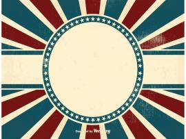 Vintage Patriotic Art Backgrounds