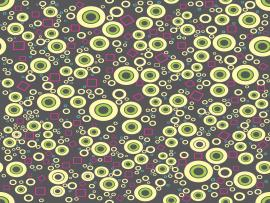 Vintage Ring Patterns Graphic Backgrounds