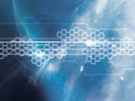 Virus Tech Clipart Backgrounds