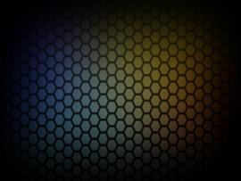 Wallpapers 3d Honeycombs Design Backgrounds