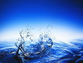 Water Splash Template Backgrounds