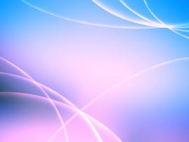 Wavy Purple Slide Backgrounds