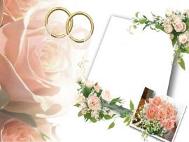 Wedding Frame Quality Backgrounds