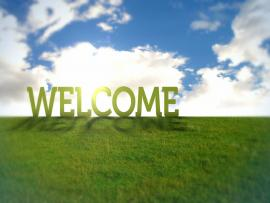 Welcome Picture Backgrounds