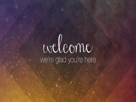Welcome Slides Backgrounds