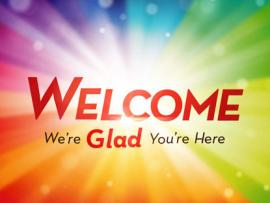 Welcome Template Backgrounds