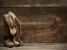 Western Cowboy Art Backgrounds