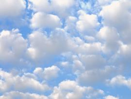 White Clouds Art Backgrounds