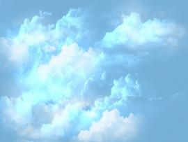 White Clouds Backgrounds