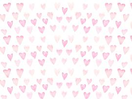 White Heart Pattern Backgrounds