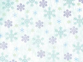 White Snowflake Art Backgrounds