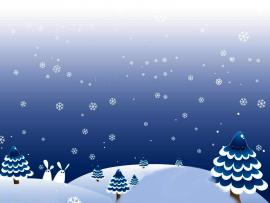 Winter Christmas Day Backgrounds