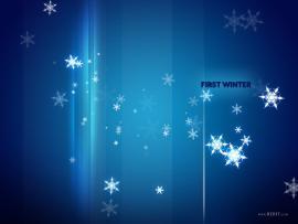 Winter Frame Backgrounds