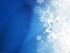 Winter Snowflakes Photo Backgrounds