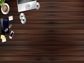 Wooden Desk Backgrounds