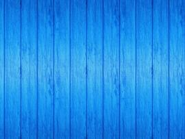 Wooden Royal Blue Presentation Backgrounds