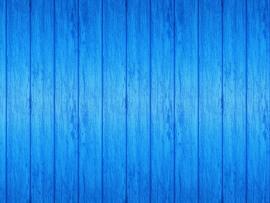 Wooden Royal Blue Presentation Backgrounds