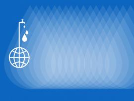World Water Day PPT Clip Art Backgrounds