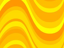 Yellow Waves Picture Backgrounds