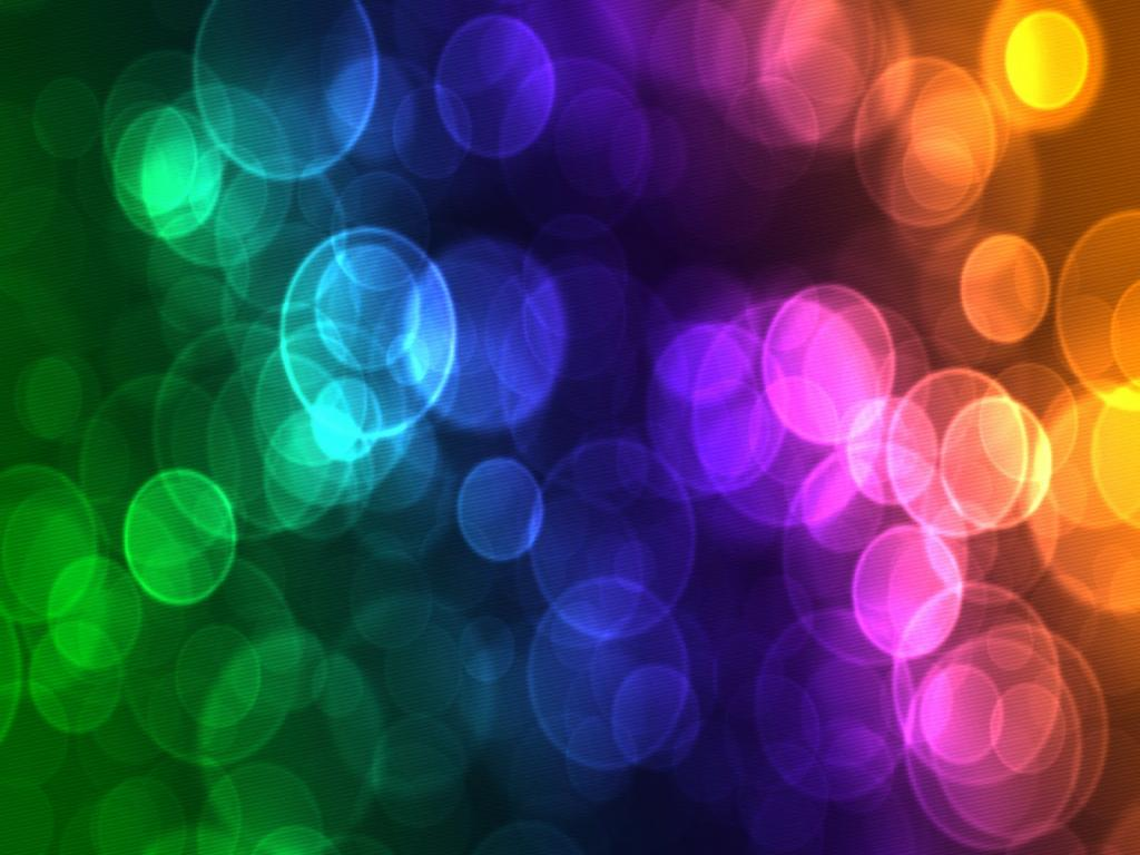 Abstract Digital Bubbles HDs Quality PPT Backgrounds