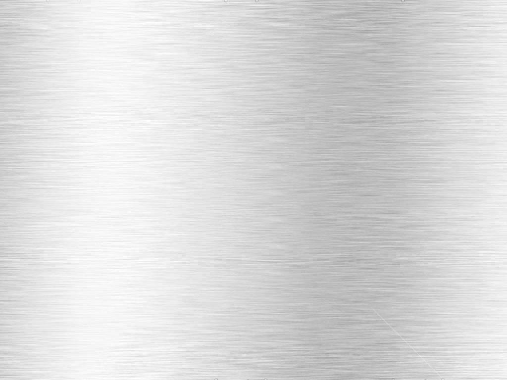 Brushed Silver Metallic Art PPT Backgrounds