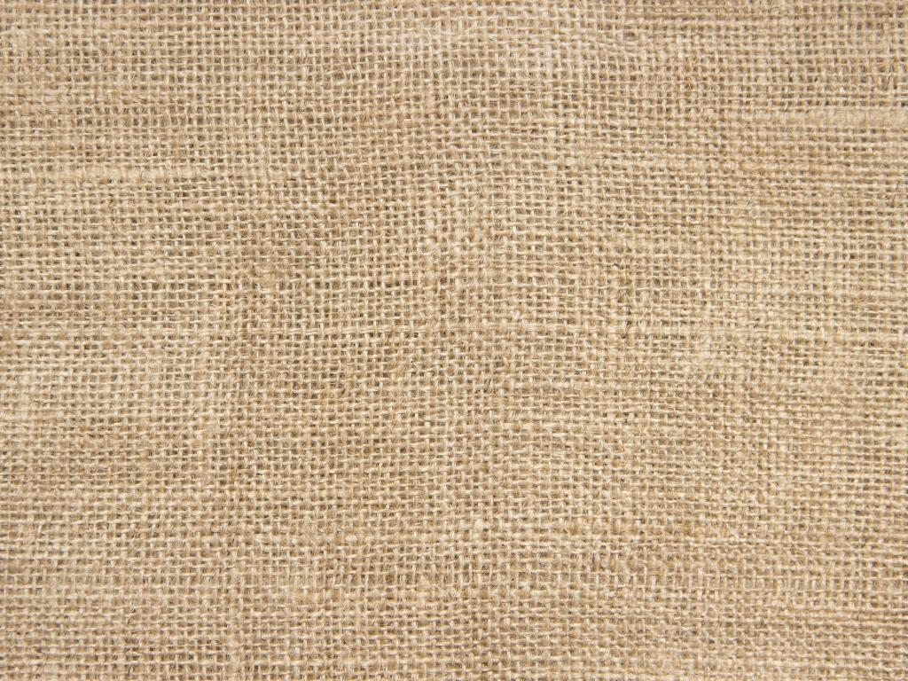 Burlap and Lace Frame PPT Backgrounds