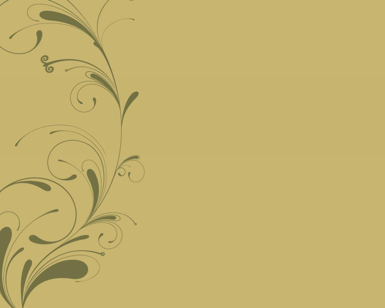 Floral Design PPT Backgrounds